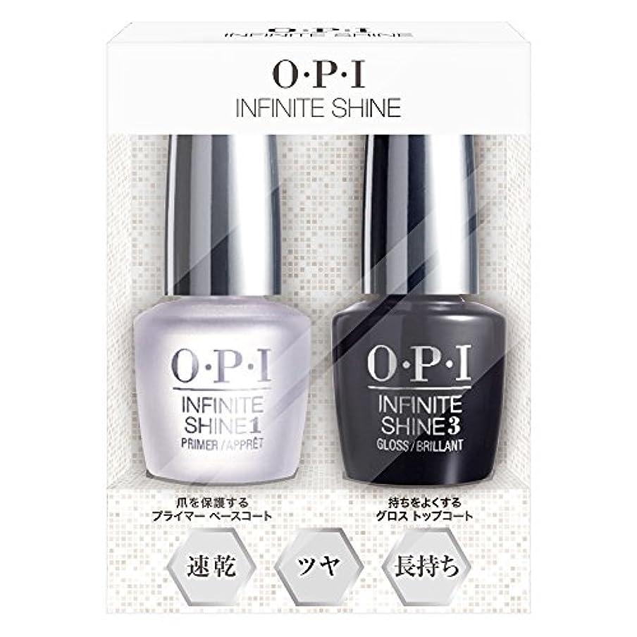 OPI(オーピーアイ) インフィニット シャイン プライマー&グロス デュオパック