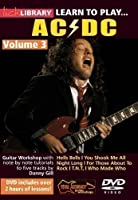 Learn to Play Ac/Dc Volume 3 [Import anglais]