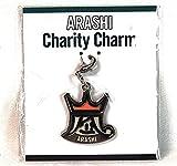 嵐 ARASHI 公式グッズ ARASHI LIVE TOUR Beautiful World チャリティチャーム