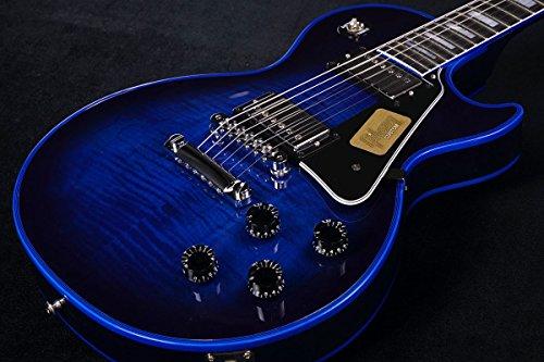 Gibson Custom / 2017 Limited Run Les Paul Custom Figured Widow Blue Widow