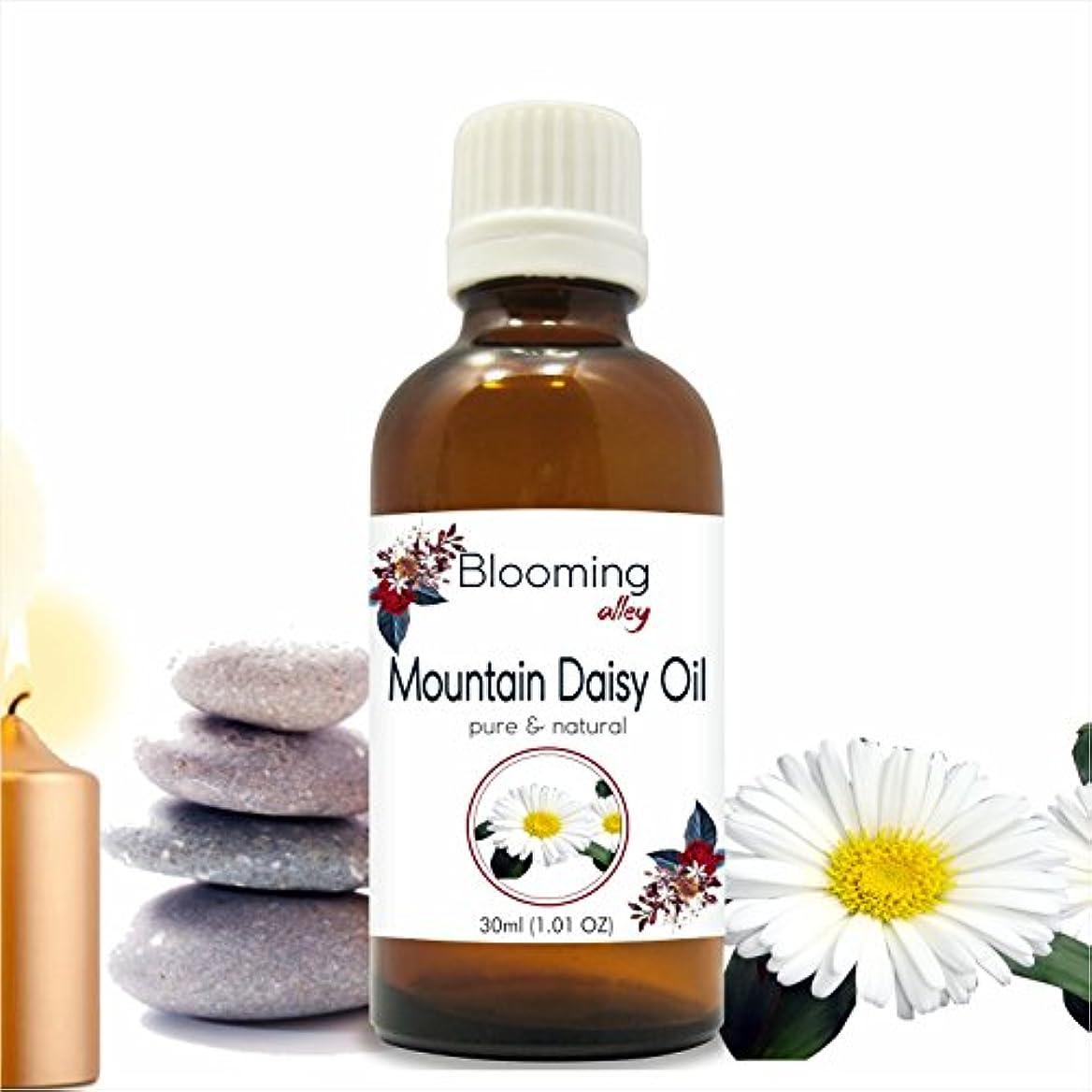 強大なメトリック有害なMountain Daisy Oil (Celmisia Semicordata) Essential Oil 30 ml or 1.0 Fl Oz by Blooming Alley