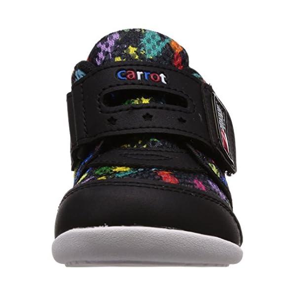 [キャロット] ベビーシューズ 靴 4大機能 ...の紹介画像4