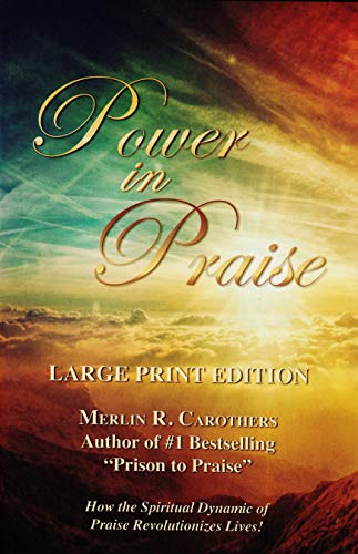 Download Power in Praise: Giant Print 0943026237