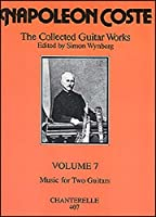 Napoleon Coste Collected Guitar Works