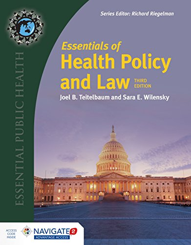 Download Essentials of Health Policy and Law + Annual Health Reform Update 2018 1284162583