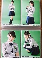 欅坂46 生写真 コンプ ABCD 欅宣言 ARRIL 米谷奈々未