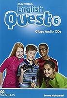 Macmillan English Quest Level 6 Class Audio CD
