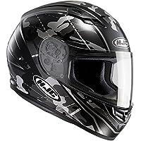 HJC(エイチジェイシー) バイクヘルメット フルフェイス ブラック(MC5SF) CS-15ソンタン HJH114 M (頭囲 57cm~58cm)