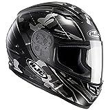 HJC(エイチジェイシー)バイクヘルメット フルフェイス ブラック(MC5SF) (サイズ:M) CS-15ソンタン HJH114