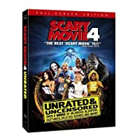 Scary Movie 4 (Unrated Full Screen Edition)【DVD】 [並行輸入品]