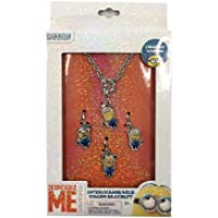 [ディズニーフローズン]Disney Frozen Despicable Me Charm Bracelet with Interchangeable Minion Charms MN014 [並行輸入品]