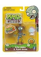 Plants vs Zombies 3' Jester Zombie with Hypnoshroom Action Figure [並行輸入品]