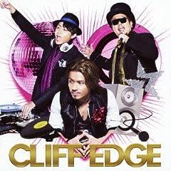 CLIFF EDGE「100万回のメリークリスマス」のCDジャケット