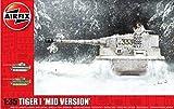 エアフィックス 1/35 ドイツ軍 ティーガー1 重戦車 中期型 プラモデル X1359