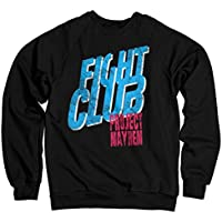 Fight Club Officially Licensed Project Mayhem Sweatshirt (Black)