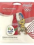 コカコーラ ピンバッジ 2016 リオオリンピック 公式品