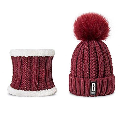 Hiroshi ニットキャップ 編み帽子