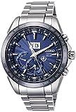 [アストロン]ASTRON 腕時計 ASTRON GPSソーラー ビッグデイト ブルー文字盤 SBXB147 メンズ