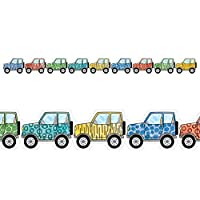 Creative Teaching Press Border Safari Friends Off-Road Vehicles Ctp 8340 with [並行輸入品]