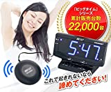 振動式 目覚まし時計 ビッグタイムアラーム BIG-T