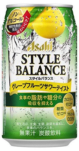 スタイルバランス グレープフルーツサワーテイスト 缶350ml