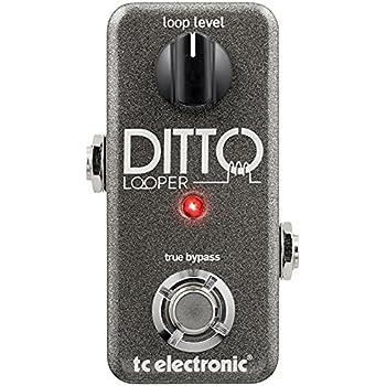 tc electronic 1ボタン ルーパー DITTO LOOPER