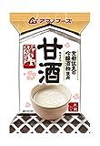 化学調味料無添加 期間限定 アマノフーズ フリーズドライ 甘酒 12gX10袋 (京都伏見の吟醸酒粕使用 厳選素材で作り上げた 本格甘酒)