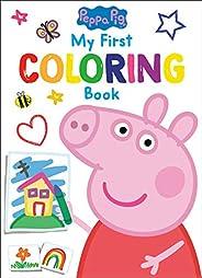 Peppa Pig: My First Coloring Book (Peppa Pig)