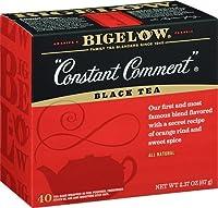 Bigelow Tea - 黒茶一定コメント - 1ティーバッグ