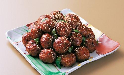 日東ベスト ジャンボ肉団子 《30g×25個》 冷凍