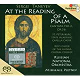 Cantata: At the Reading of a Psalm (Hybr)