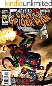 Amazing Spider: Vol 1 Issues 571 - 600 - Superheroes Avenger Team Spider-Man - BBEC-3236 - Comics Books For Kids, Boys , Girls , Fans , Adults (English Edition)