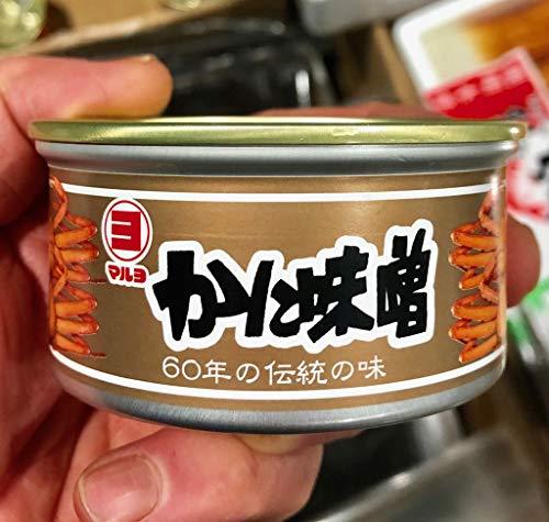 マルヨ食品『かに味噌缶詰』