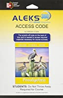 Aleks 360 Access Card (52 Weeks) for Prealgebra