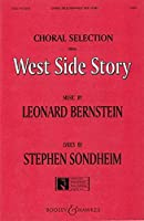 Leonard Bernstein: Choral Selections (West Side Story) /レナード・バーンスタイン: コーラル・セレクション (ウエスト・サイド物語) 楽譜