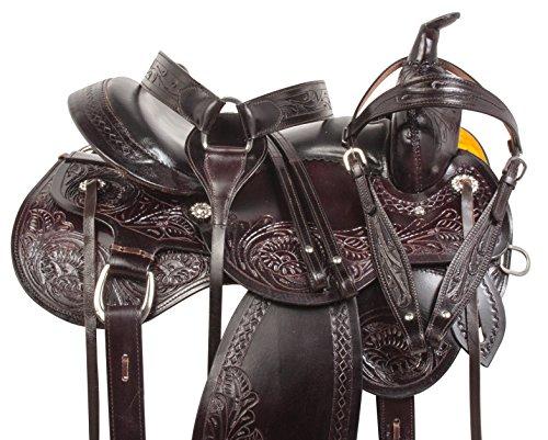[해외]15 16 17 18 Arabian 트리 수공구 소 가죽 Western Pleasure Trail Barrel Racing Arabian Bars Horse 안장 압정 세트 Headstall Breastplate 고삐/15 16 17 18 Arabian Tree Hand Tools Cowhide Leather Western Pleasure Trail Barrel Racing Arab...
