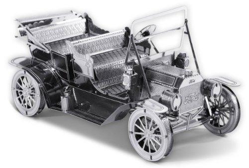 メタリックナノパズル 1908年式フォード・モデルT TMN-29