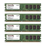 Komputerbay 8GB (4 x 2GB) DDR2 DIMM (240 ピン) AM2 667Mhz PC2 5400 / PC2 5300 MSI Media Live DIVA 5.1 8 GB用