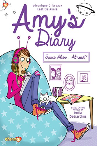 Amy's Diary: Space Alien...alm...