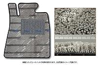 ◇純正品以上の形状マッチにこだわった 車種専用カーマット パジェロ(3/1~11/9)用 品番:Pajero-2 DX-10 ウインドグレー