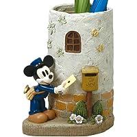 Disney アンブレラスタンド ミッキーの郵便配達 傘立て ガーデン ガーデニング エクステリア