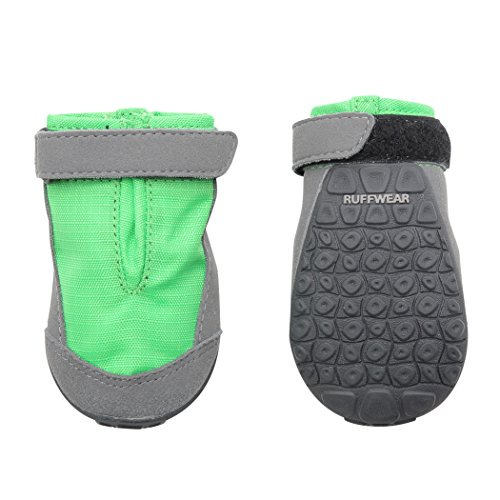 犬用靴 Summit Trex (サミットトレックス) S メドーグリーン 2個入り