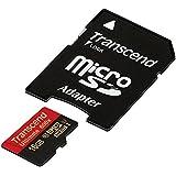 Transcend microSDHCカード 16GB UHS-I対応 (最大転送速度90MB/s) 無期限保証 TS16GUSDHC10U1