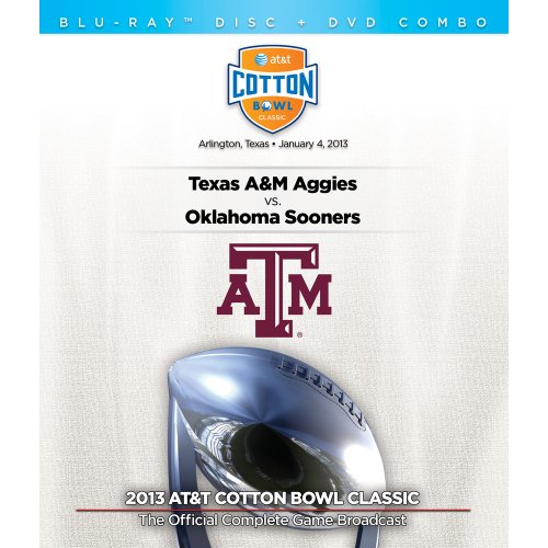 2013 At&T Cotton Bowl [Blu-ray] [Import]