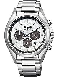 [シチズン]CITIZEN 腕時計 ATTESA アテッサ エコ・ドライブ クロノグラフ CA4390-55A メンズ