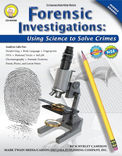 Forensic Investigations: Using Science to Solve Crimes, Middle Gades