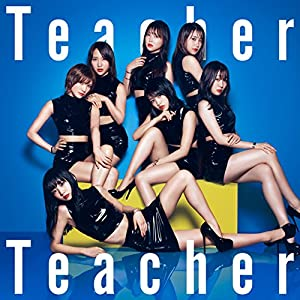 52nd Single「Teacher Teacher」<Type B>初回限定盤