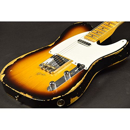 Fender Custom Shop / Time Machine Series 1952 Heavy Relic Telecaster 2-Color Sunburst