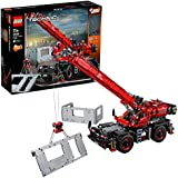 LEGO Technic Rough Terrain Crane 42082 Building Set