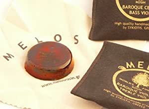 メロス 松脂 バイオリン用 ダークミニ ギリシャ製